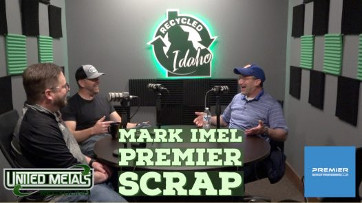 A picture of Mark Imel of Premier Scrap Processing